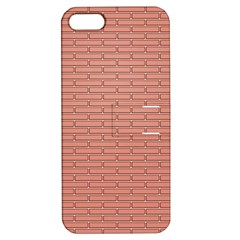 Brick Lake Dusia Wall Apple Iphone 5 Hardshell Case With Stand