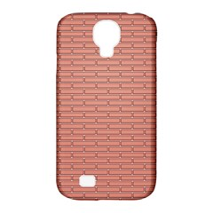 Brick Lake Dusia Wall Samsung Galaxy S4 Classic Hardshell Case (pc+silicone)