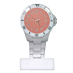 Brick Lake Dusia Wall Plastic Nurses Watch