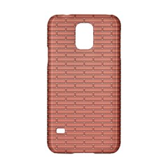 Brick Lake Dusia Wall Samsung Galaxy S5 Hardshell Case