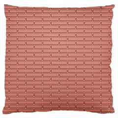 Brick Lake Dusia Wall Standard Flano Cushion Case (one Side)