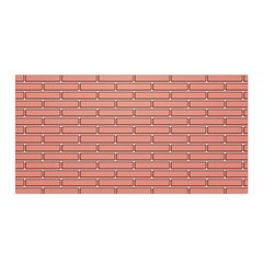 Brick Lake Dusia Wall Satin Wrap