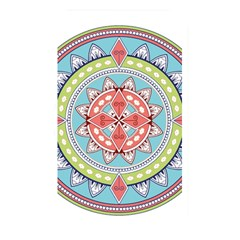 Drawing Mandala Art Memory Card Reader