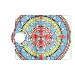 Drawing Mandala Art Kindle Fire Hd (2013) Flip 360 Case