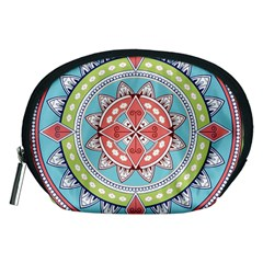 Drawing Mandala Art Accessory Pouches (medium)