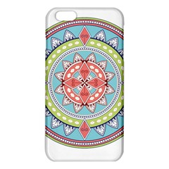 Drawing Mandala Art Iphone 6 Plus/6s Plus Tpu Case
