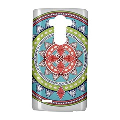 Drawing Mandala Art Lg G4 Hardshell Case