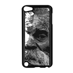Grandfather Old Man Brush Design Apple Ipod Touch 5 Case (black)