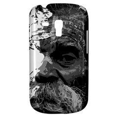 Grandfather Old Man Brush Design Galaxy S3 Mini