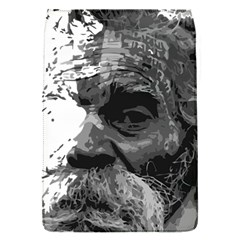 Grandfather Old Man Brush Design Flap Covers (s)