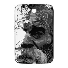 Grandfather Old Man Brush Design Samsung Galaxy Note 8 0 N5100 Hardshell Case