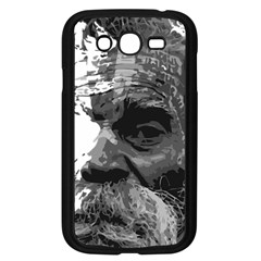 Grandfather Old Man Brush Design Samsung Galaxy Grand Duos I9082 Case (black)