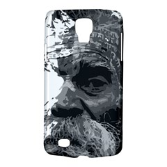 Grandfather Old Man Brush Design Galaxy S4 Active