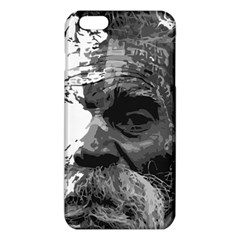 Grandfather Old Man Brush Design iPhone 6 Plus/6S Plus TPU Case
