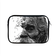 Grandfather Old Man Brush Design Apple Macbook Pro 15  Zipper Case