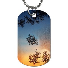 Hardest Frost Winter Cold Frozen Dog Tag (two Sides)