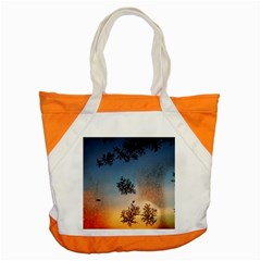 Hardest Frost Winter Cold Frozen Accent Tote Bag