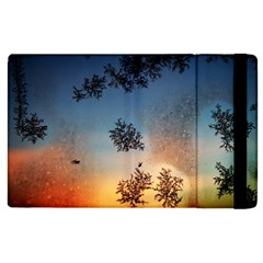 Hardest Frost Winter Cold Frozen Apple Ipad 2 Flip Case