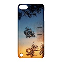 Hardest Frost Winter Cold Frozen Apple Ipod Touch 5 Hardshell Case With Stand