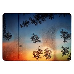 Hardest Frost Winter Cold Frozen Samsung Galaxy Tab 8 9  P7300 Flip Case