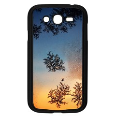 Hardest Frost Winter Cold Frozen Samsung Galaxy Grand Duos I9082 Case (black)