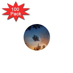 Hardest Frost Winter Cold Frozen 1  Mini Buttons (100 Pack)