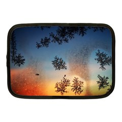 Hardest Frost Winter Cold Frozen Netbook Case (medium)