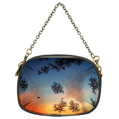 Hardest Frost Winter Cold Frozen Chain Purses (two Sides)