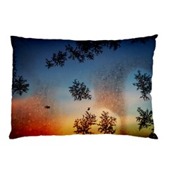 Hardest Frost Winter Cold Frozen Pillow Case (two Sides)