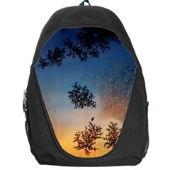 Hardest Frost Winter Cold Frozen Backpack Bag
