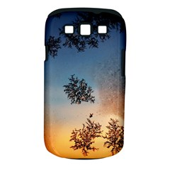 Hardest Frost Winter Cold Frozen Samsung Galaxy S Iii Classic Hardshell Case (pc+silicone)