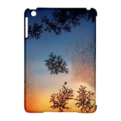 Hardest Frost Winter Cold Frozen Apple Ipad Mini Hardshell Case (compatible With Smart Cover)