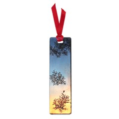 Hardest Frost Winter Cold Frozen Small Book Marks