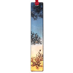Hardest Frost Winter Cold Frozen Large Book Marks