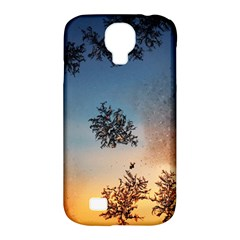 Hardest Frost Winter Cold Frozen Samsung Galaxy S4 Classic Hardshell Case (pc+silicone)