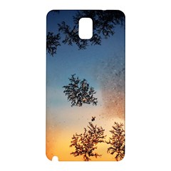 Hardest Frost Winter Cold Frozen Samsung Galaxy Note 3 N9005 Hardshell Back Case