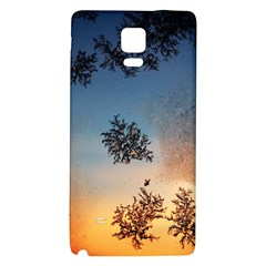 Hardest Frost Winter Cold Frozen Galaxy Note 4 Back Case