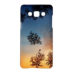 Hardest Frost Winter Cold Frozen Samsung Galaxy A5 Hardshell Case