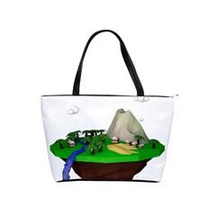 Low Poly 3d Render Polygon Shoulder Handbags