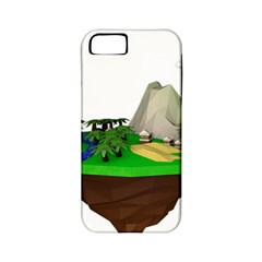 Low Poly 3d Render Polygon Apple Iphone 5 Classic Hardshell Case (pc+silicone)