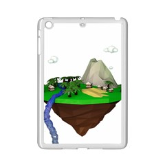 Low Poly 3d Render Polygon Ipad Mini 2 Enamel Coated Cases