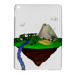 Low Poly 3d Render Polygon Ipad Air 2 Hardshell Cases