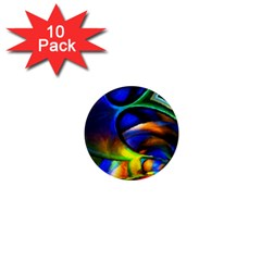 Light Texture Abstract Background 1  Mini Magnet (10 Pack)