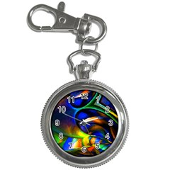 Light Texture Abstract Background Key Chain Watches