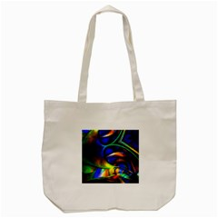 Light Texture Abstract Background Tote Bag (cream)