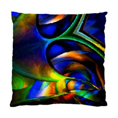 Light Texture Abstract Background Standard Cushion Case (two Sides)
