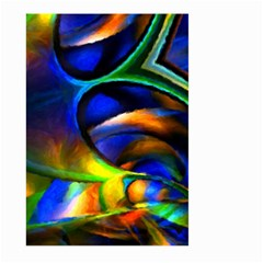 Light Texture Abstract Background Large Garden Flag (two Sides)