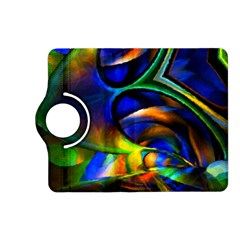 Light Texture Abstract Background Kindle Fire Hd (2013) Flip 360 Case