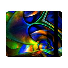 Light Texture Abstract Background Samsung Galaxy Tab Pro 8 4  Flip Case