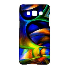Light Texture Abstract Background Samsung Galaxy A5 Hardshell Case
